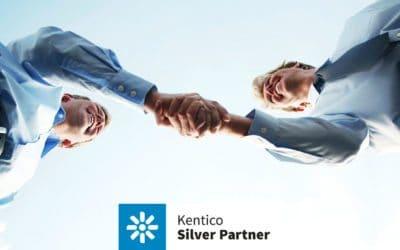 Spectrum Interactive Group named Kentico Silver Partner