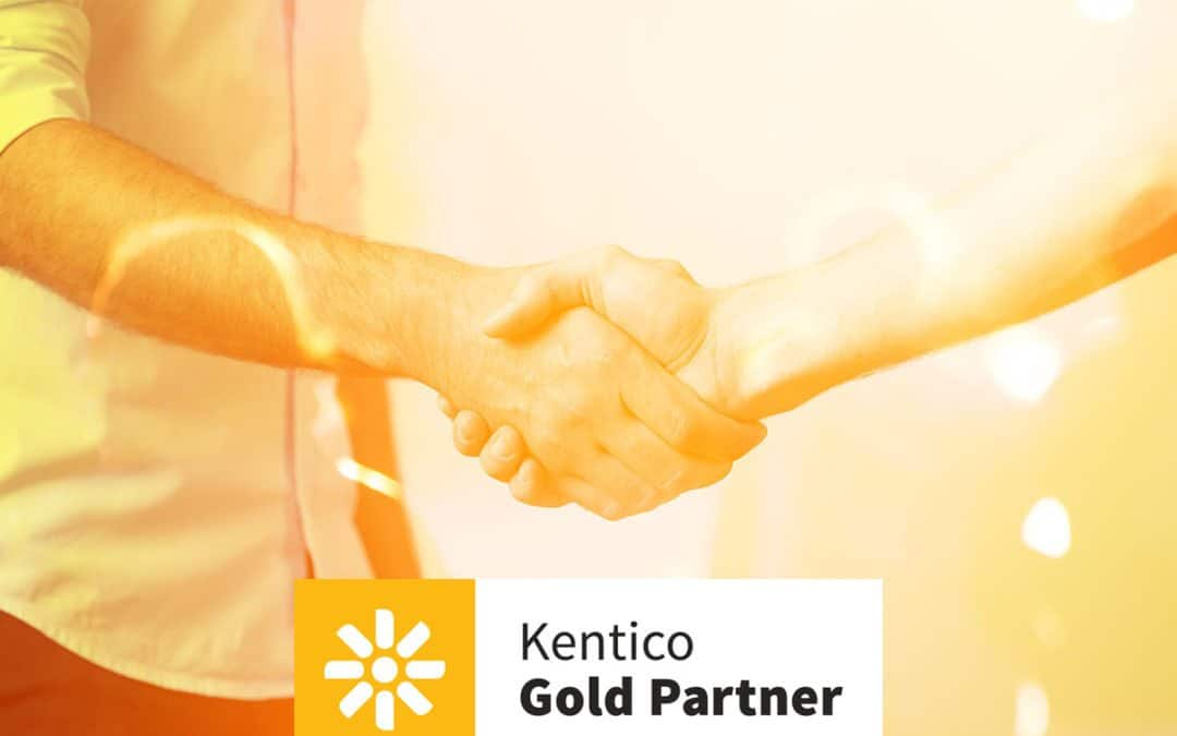 Spectrum Interactive Group Named Kentico Gold Partner